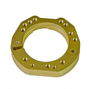MAGNESIUM BEARING BUSH SUPPORT Ø80MM for Ø40-50mm axle