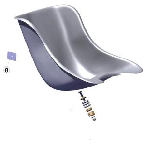 REINFORCEMENT SEAT PLATE (20 pieces)