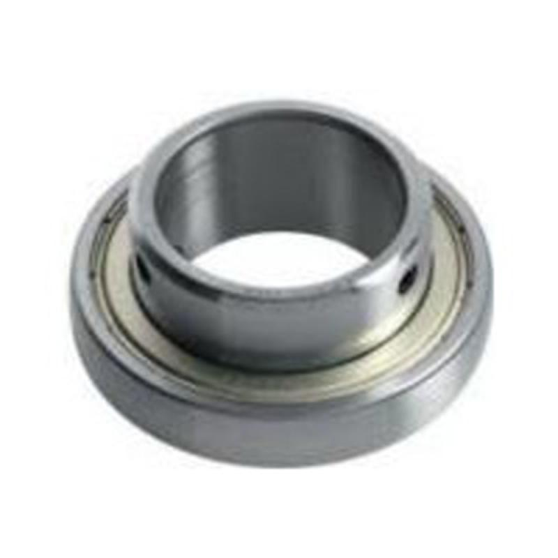 BEARING Ø30X62MM with pins for Ø30mm axle