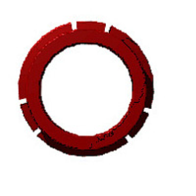 PLASTIC RIM CENTERING RING (10 pieces)