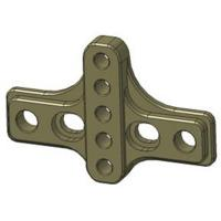 CHAIN STRETCHER PLATE